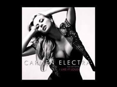 Tiembla Lady Gaga, tiembla Lana del Rey, Carmen Electra va a por vuestro trono