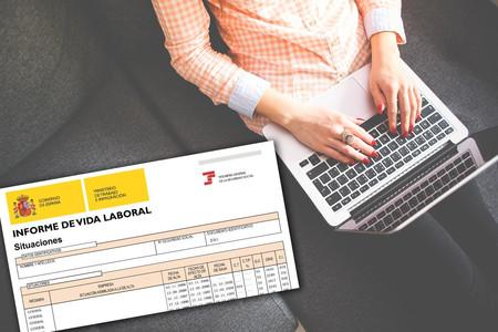 Cómo pedir el informe de vida laboral online a la Seguridad Social