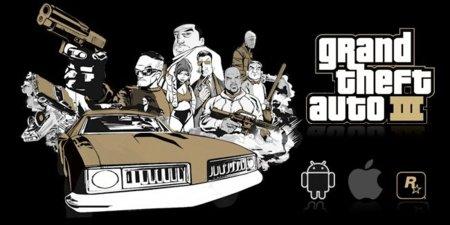 El juego de Grand Theft Auto III se paseará por iOS y Android (actualizado)