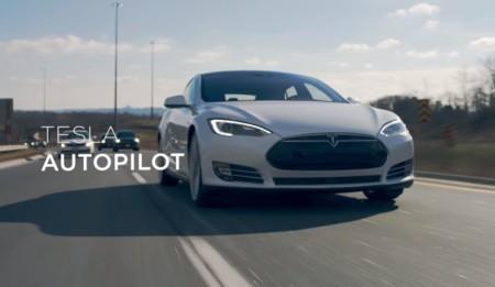 ¿Cómo funcionan los sistemas inteligentes del Model S? Tesla nos lo enseña en vídeo