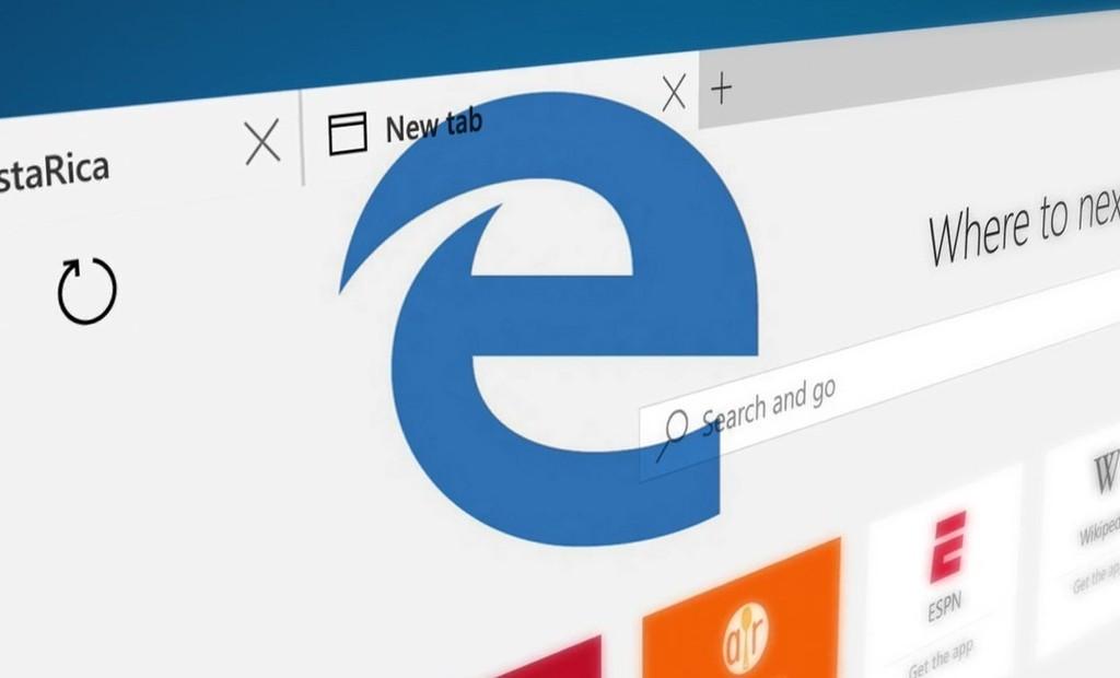 Microsoft Edge en la versión-RC Canary recibe una 1.ª actualización perfeccionando el uso de la barra de Favoritos