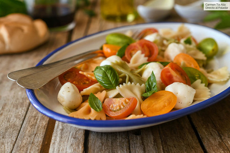 13 ensaladas de pasta que puedes disfrutar en tu dieta