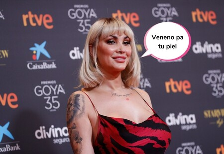 La actriz Daniela Santiago responde a los comentarios machistas que recibió en la alfombra roja de los Goya