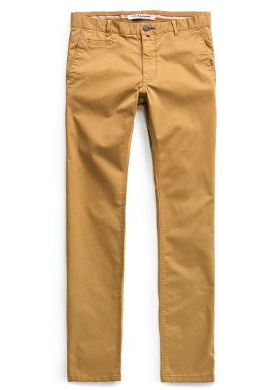 Pantalon camel HE by mango