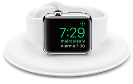 A partir de ahora, podrás cargar tu Apple Watch con verdadero estilo... ¡Y con comodidad!