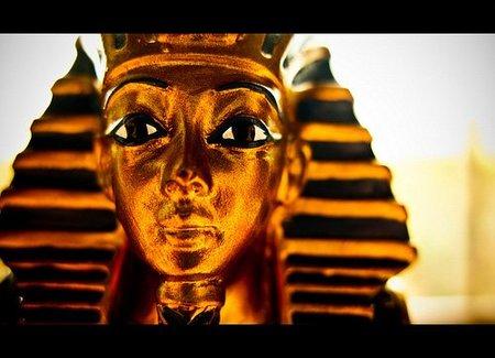 Exposición de Tutankhamón en Madrid