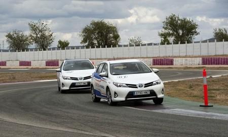 Motorpasión estuvo en las 24 horas híbridas de Toyota
