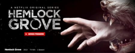 Cómo la política de distribución de Netflix favorece a 'Hemlock Grove'