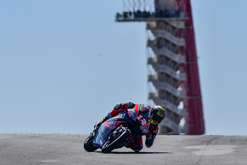 ¡Impecable! Thomas Luthi vuelve a ganar 19 meses después de su último triunfo en Moto2