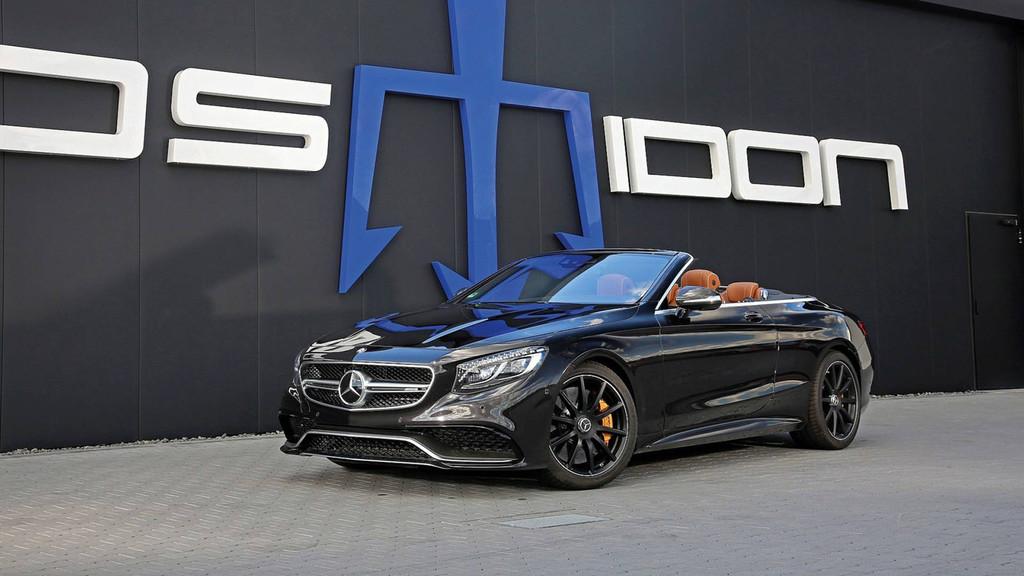 Cómo sacarle 1.005 CV al Mercedes-AMG S63 Cabriolet para convetirlo en el descapotable más brutal