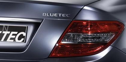Mercedes Vision C 220 Bluetec, cumpliendo con la normativa EURO 6