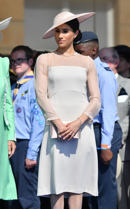 El primer look de Meghan Markle después de su preciosa boda