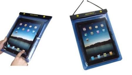 Llévate el iPad a la ducha con TrendyDigital WaterGuard Waterproof Case