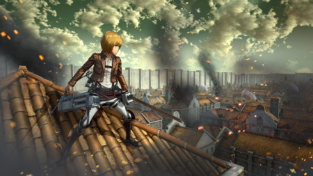 Attack On Titan Wings Of Freedom 05