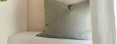 El lino es para el verano como demuestra la última colección de ropa de cama y otros complementos de Zara Home