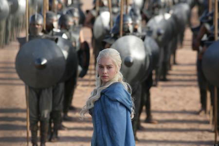 Juego De Tronos Hbo 3 Temporada Daenerys