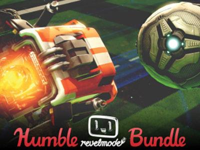 Rocket League y Skullgirls forman parte del nuevo Humble Bundle Revelmode!