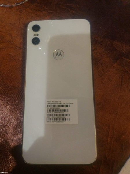 Motorola One Blanco Filtracion