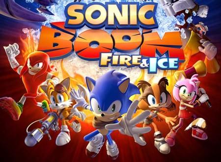 Sonic Boom: Fire & Ice se retrasa y llegará hasta 2016