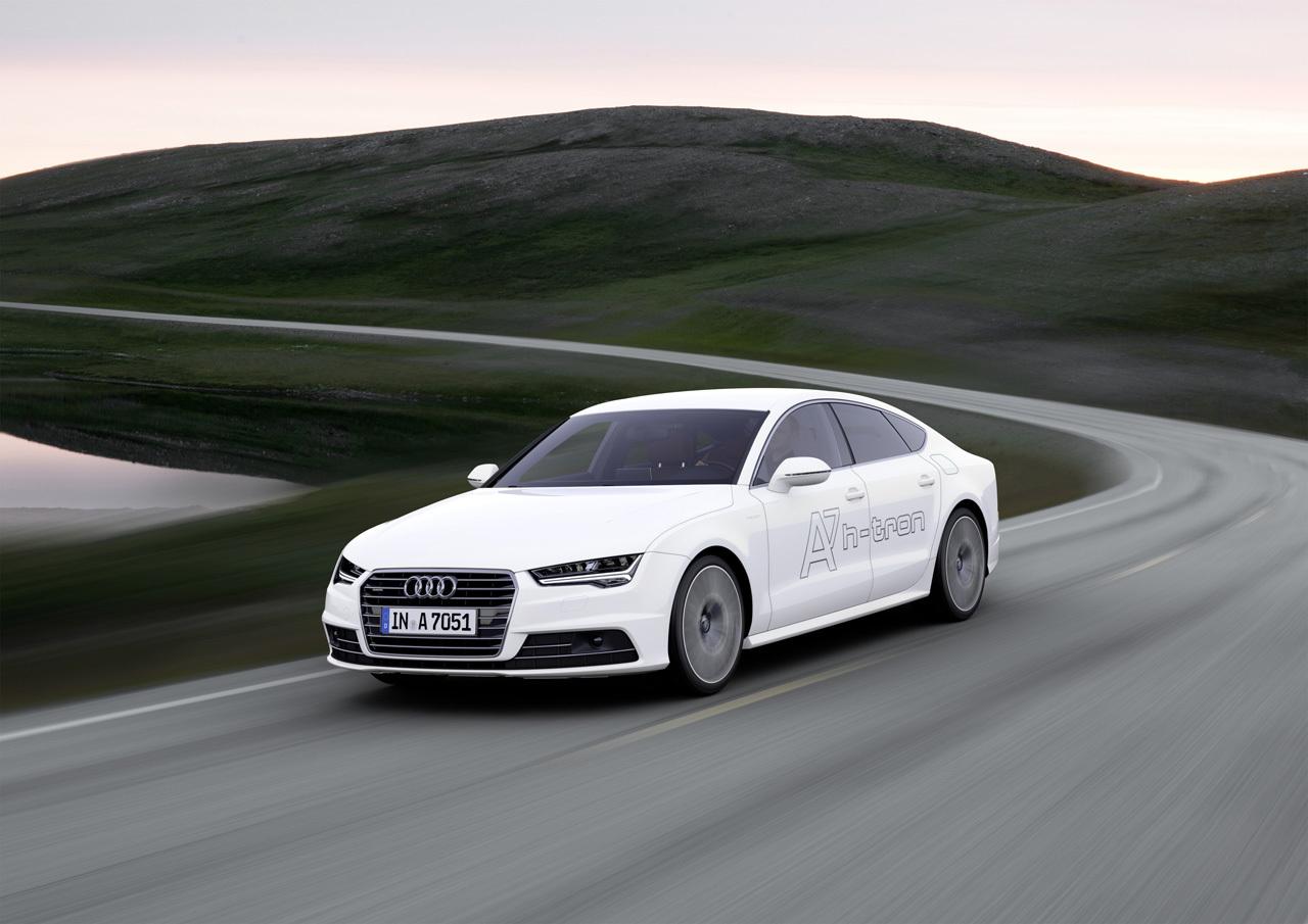 Foto de Audi A7 Sportback h-tron quattro (4/49)