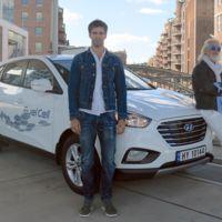 Hyundai iX35 Fuel Cell establece récord ecológico