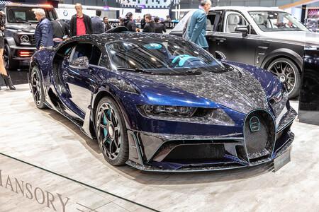 Mansory Bugatti Chiron 2019