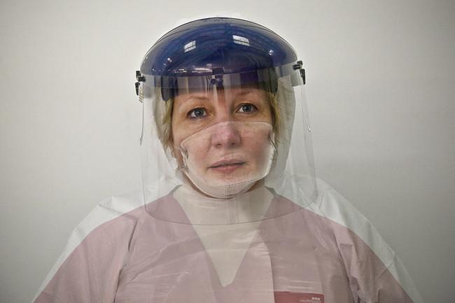 Donna Wood Nurse And Nhs Ebola Volunteer 15652582937 1