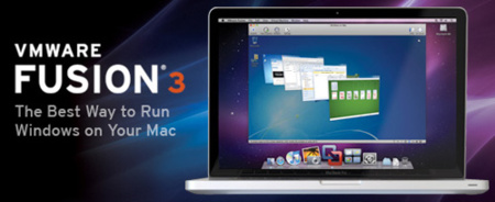 VMware Fusion 3 con soporte para Windows 7