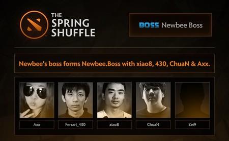 Newbee Boss