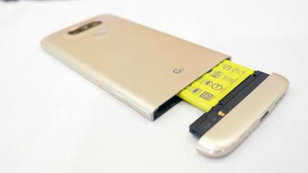 ¿Cómo funciona el sistema modular del LG G5? Te lo enseñamos en vídeo