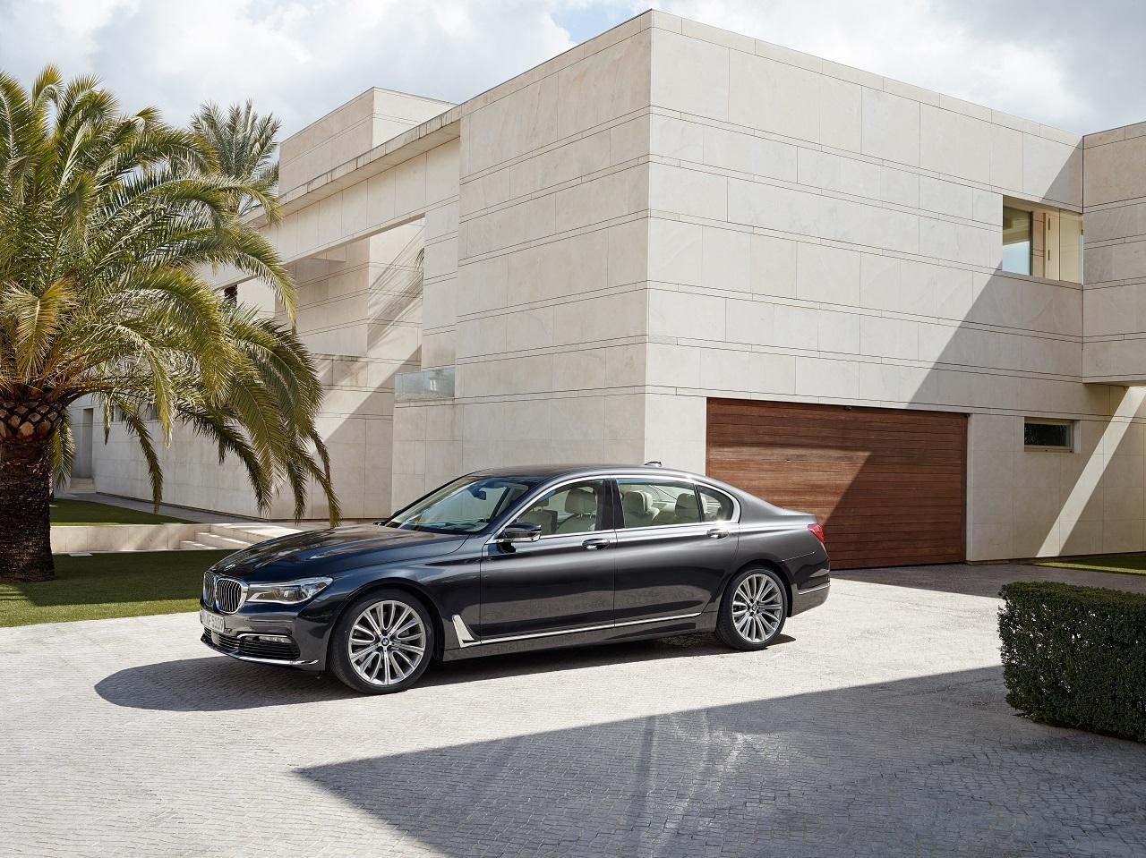 Foto de BMW Serie 7 (5/10)