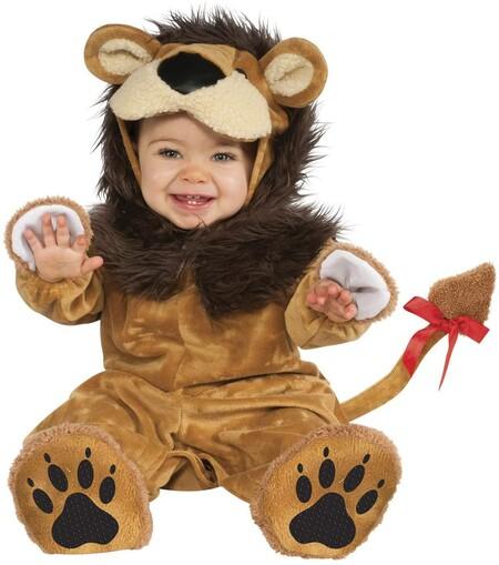 disfraz-leon