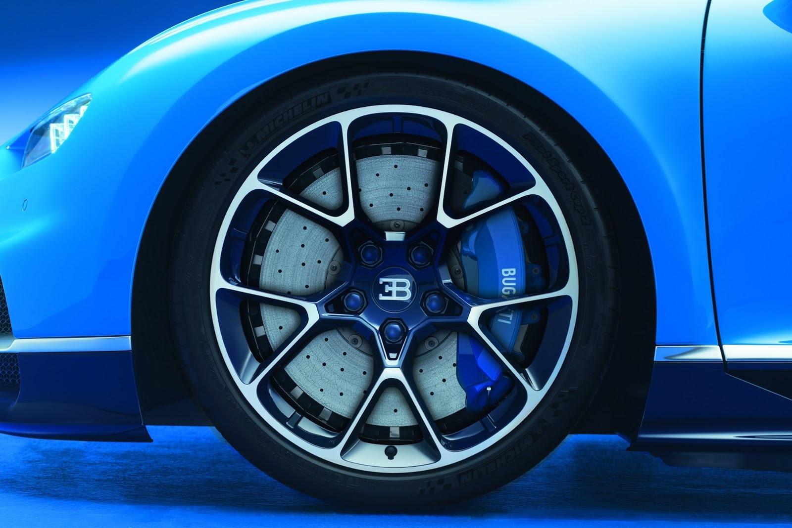 Foto de Bugatti Chiron (9/77)