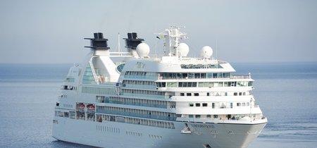 Conectarse a internet o llamar desde un crucero: hasta 10 euros el minuto y 36 euros el mega