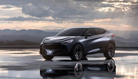 El primer coche eléctrico que venderá CUPRA se llama Tavascan y es un prototipo SUV coupé de 306 CV