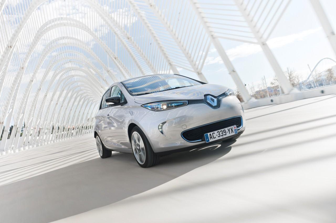 Foto de Renault ZOE (48/151)