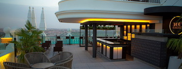 Sin  miedo a las alturas: 8 terrazas de hoteles para disfrutar de las mejores vistas de Madrid
