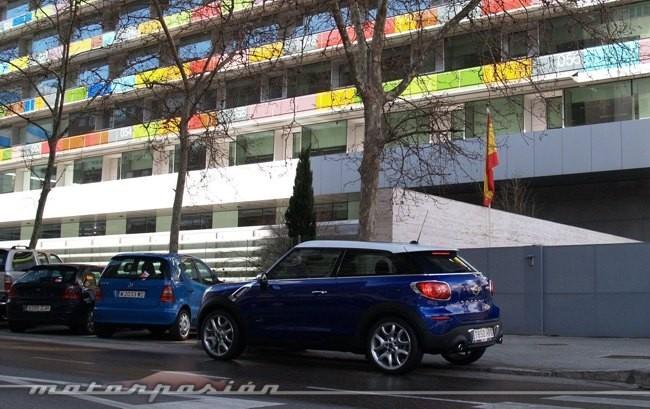 Mini Paceman presentación en Madrid 03