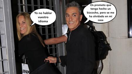 ¿Qué hace Kiko Hernández en casa de María Teresa Campos? Y lo más importante... ¿Por qué es tan rata como para ir con las manos vacías?