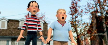 Monster House 3