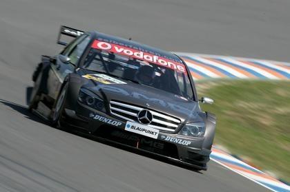 Mika Hakkinen - Mercedes AMG DTM 2007