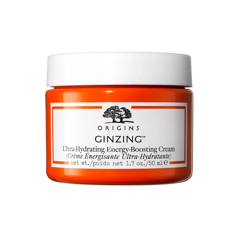 Origins GinZing Ulta Hydrating Energy-Boosting Cream Moisturiser