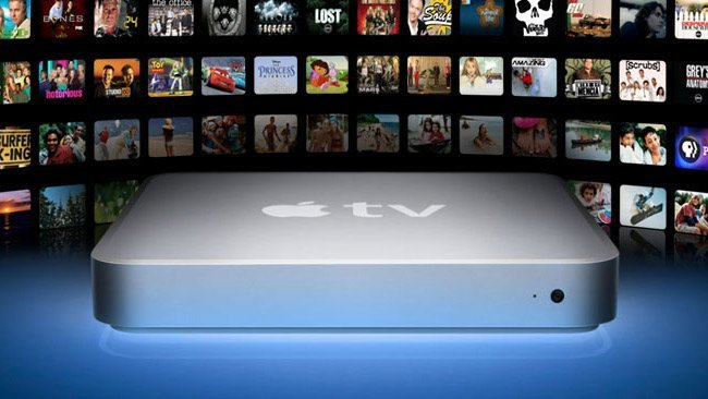 apple tv televisión