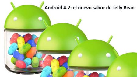 Así es Android 4.2, el nuevo sabor de Jelly Bean