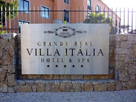 Una tarde en el Spa Grande Real Villa Itália. Hotel 5 estrellas en Cascais, Portugal