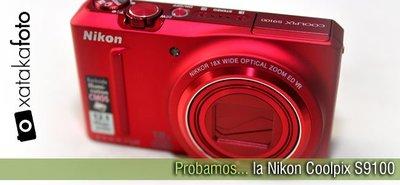 Nikon Coolpix S9100: la compacta que no defrauda