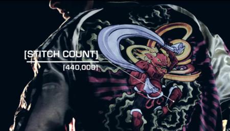 Tekken presenta en un tráiler la chaqueta oficial, numerada a mano y reversible de Heihachi