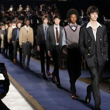 Brooks Brothers celebra hoy 200 años de historia marcando la pauta de la moda masculina
