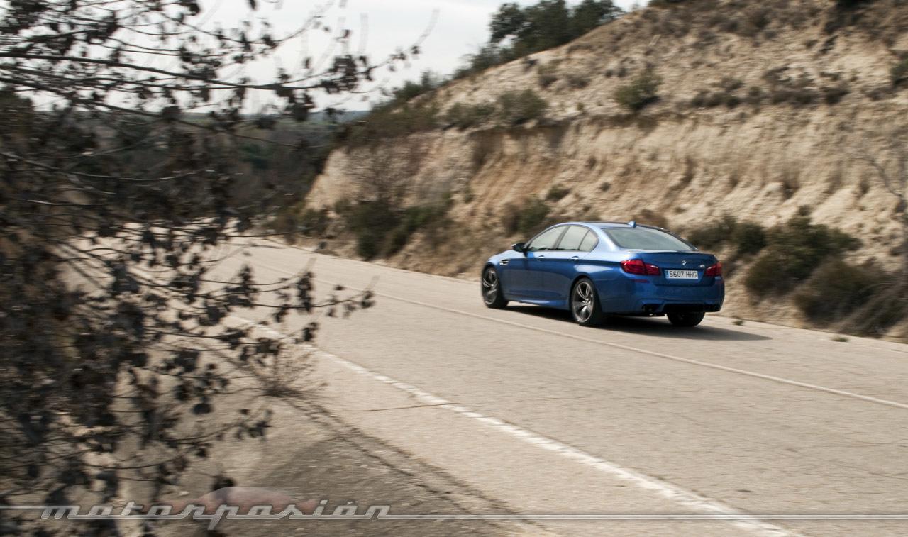 Foto de BMW M5 (Prueba) (128/136)