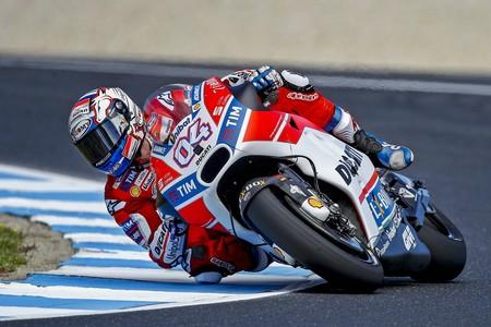 Andrea Dovizioso Ducati Australia Motogp 2017